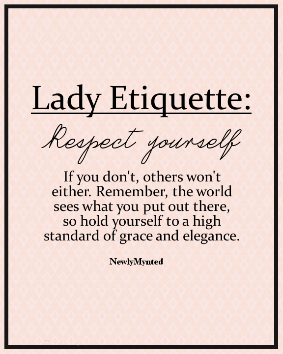 respect girls quotes - photo #11
