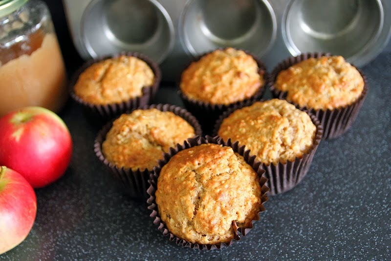 how to make low fat muffins
