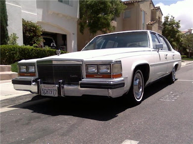 1986 Fleetwood Brougham