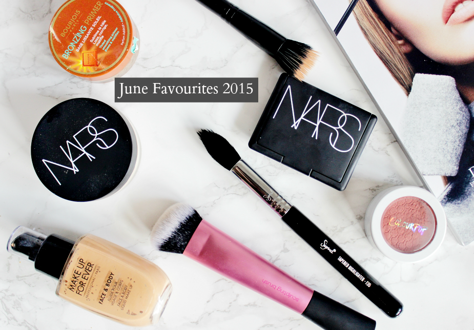 June Favourites 2015