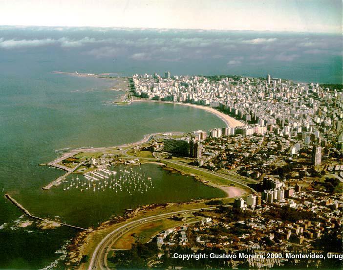 Montevideo Uruguay  city photos gallery : LA FUNDACIÓN DE MONTEVIDEO URUGUAY CHILE POST™