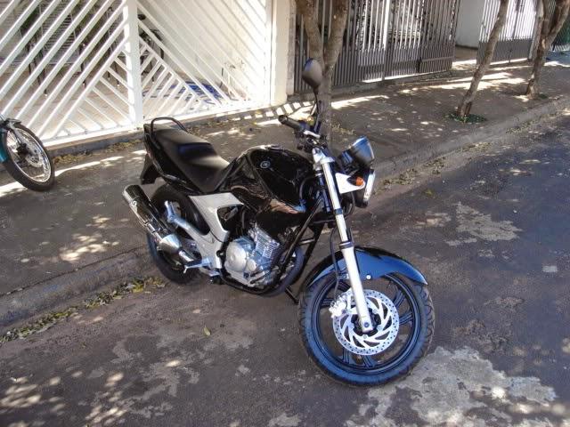 Qual foi sua primeira moto? DSC05381