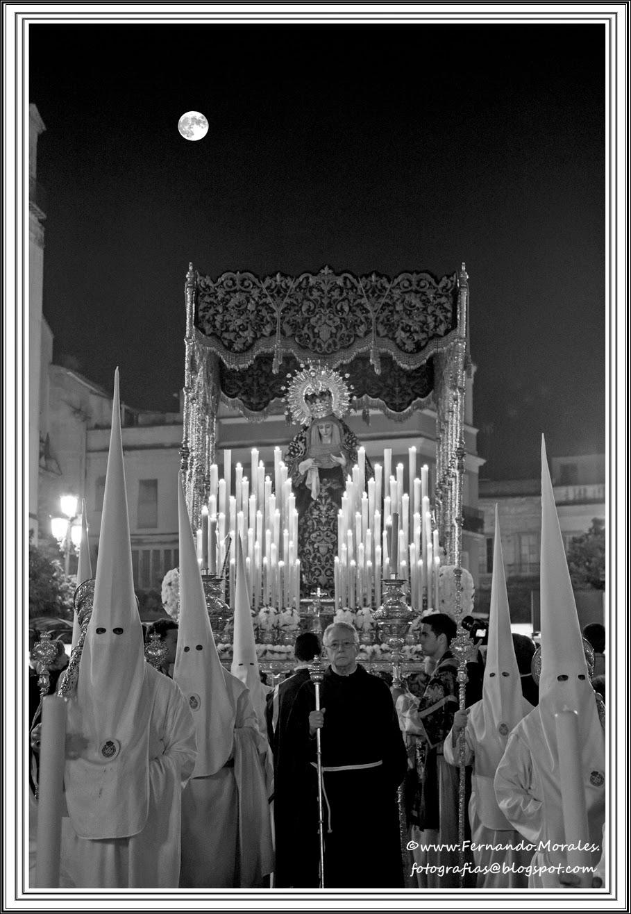 2º Premio Concurso Fotografías de Noches de Candelaria, Hdad. de la Candelaria.