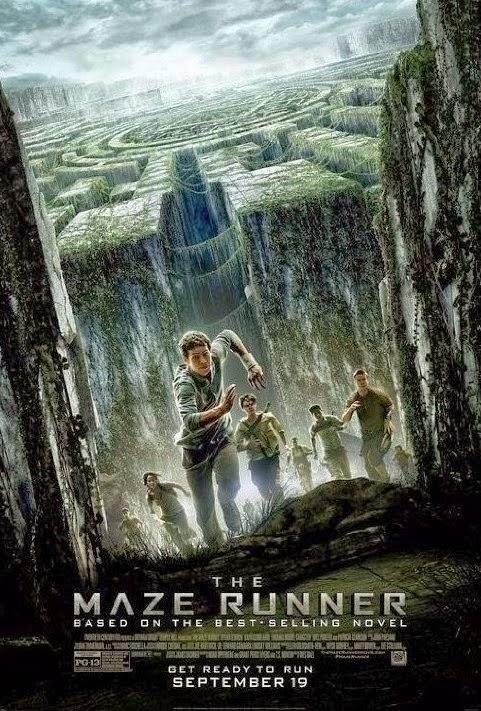 The Maze Runner 2014 DVDRIP ταινιες online seires xrysoi greek subs