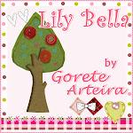 Lily Bella: artesanato em tecido: