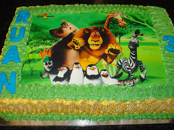 Ruan&#39;s Madagascar Cake