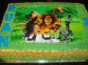 Ruan's Madagascar Cake