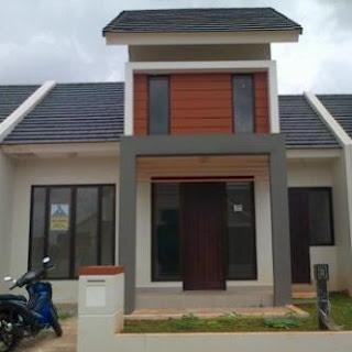 Rumah Minimalis Type 70 Bintaro