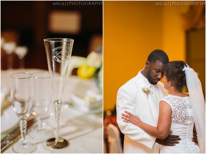 signature grand wedding reception