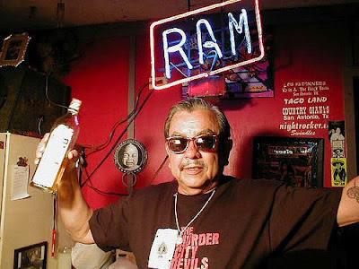 Ram Jam 2012 - April 13 & 14 @ Boneshakers in San Antonio
