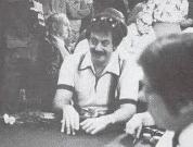 Jimmy Chagra at Binions, 1979