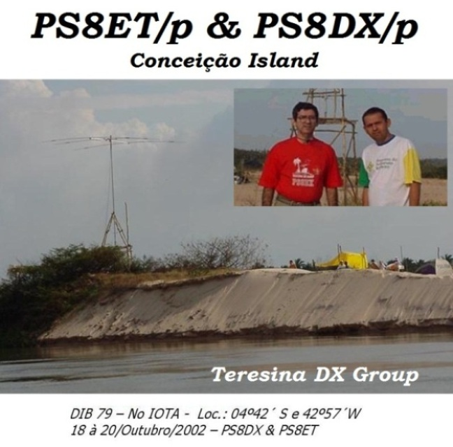 DXpedition nº 004