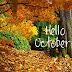 Outubro chegou...