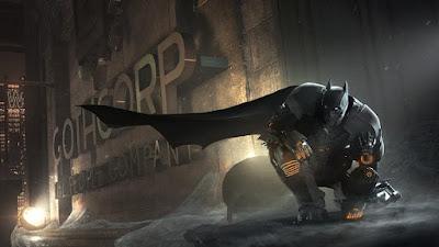 Batman Arkham Origins Cold Cold Herat-CODEX Terbaru For Pc screenshot 2