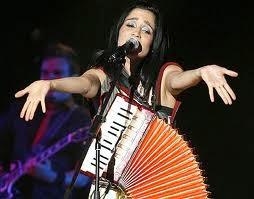 Julieta Venegas  em Porto Alegre