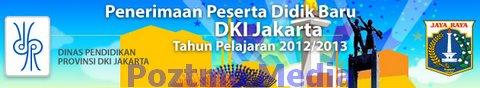 PPDB Online DKI Jakarta