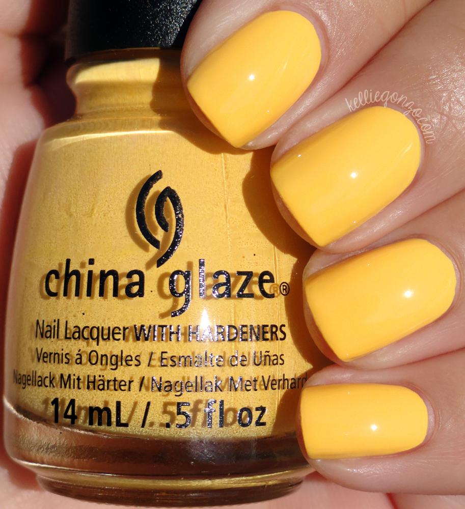 kelliegonzo: China Glaze - Metro Pollen-tin