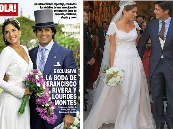 Conocemos los vestidos de novia de Analilen