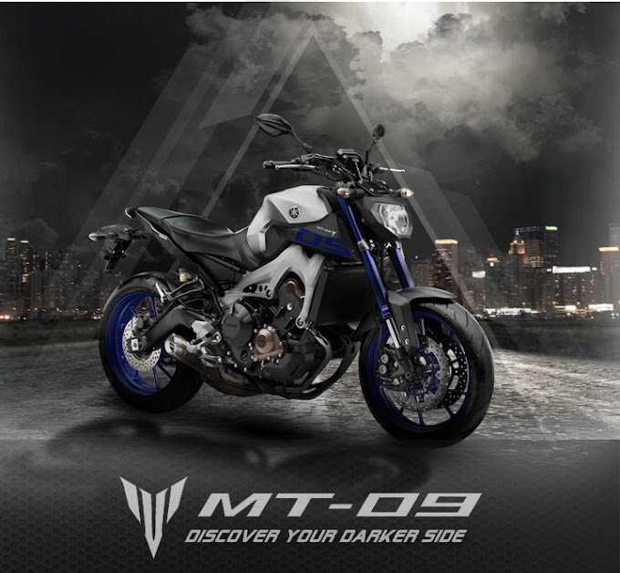 """Yamaha Luncurkan MT-09 - Cukup Rp 250 juta """"Saja"""""""