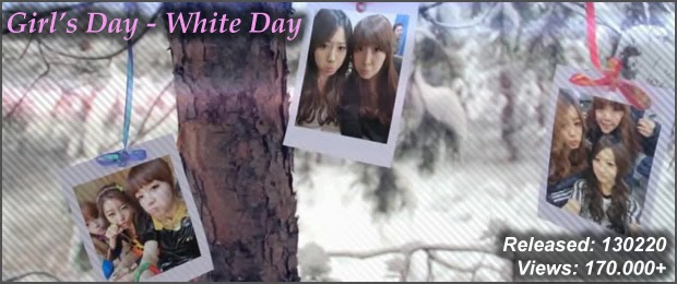 Girl's Day White Day