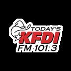 KFDI 101.3 FM