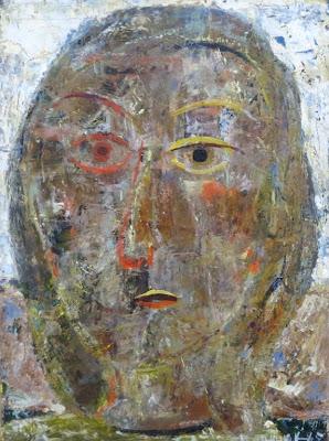 Виктор Маринюк, Богиня-земля, 1987