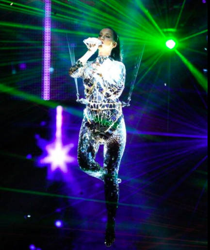 """Chatter Busy: Katy Perry Announces """"Prismatic"""" World Tour ... Katy Perry Tour"""