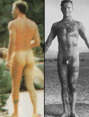 Los Famosos Al Desnudo Sting