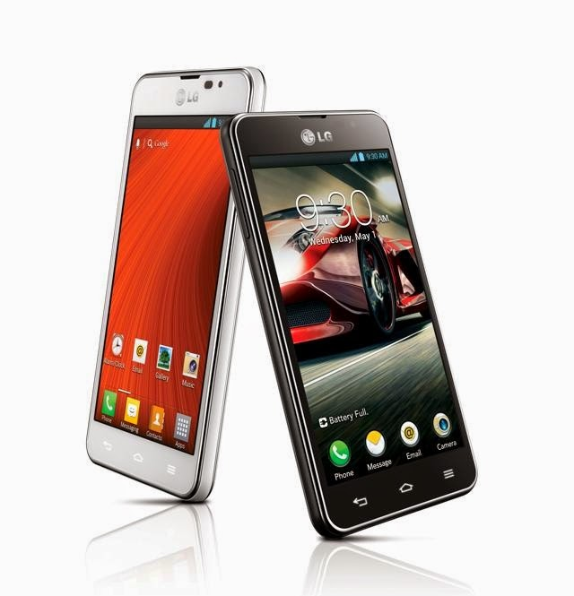 Harga Dan Spesifikasi LG Optimus F5 New, Memori Internal 8 GB