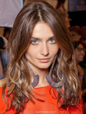 mechas californianas 2014 ondas naturales