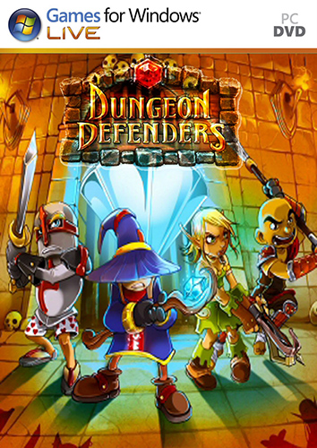 Dungeon Defenders v 7.37 + All DLC [Repack]