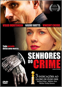 Senhores do Crime – AVI Dual Áudio + RMVB Dublado
