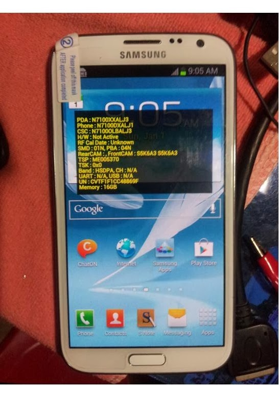 how to use safe mode on samsung 5