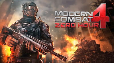 Modern Combat 4 Zero Hour 1.1.5 Mod Apk Unlimited Credits Data Files-iANDROID Vault