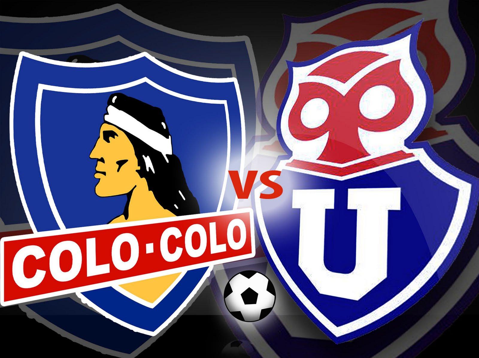 Goles Colo Colo Vs U De Chile  30 10 2011