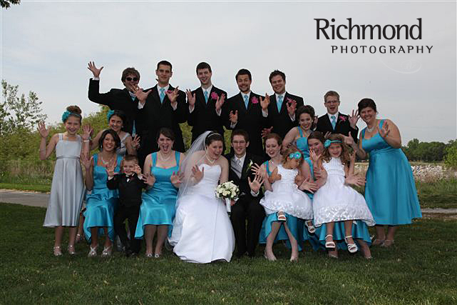 Richmond Photography Molly Amp Logan Wedding At St Joseph