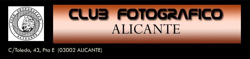 CLUB FOTOGRAFICO ALICANTE