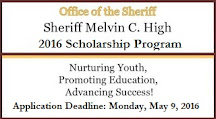 2016 Melvin C. High Scholarship Application Period Opens (Click Photo)