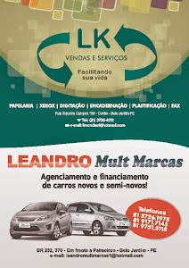 LK VENDAS / LEANDRO MULT MARCAS    (PARCEIROS)