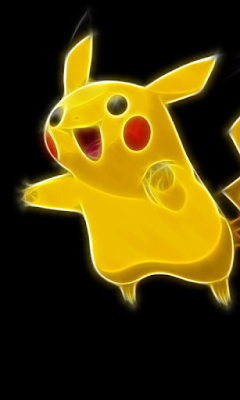 pikachu iphone wallpaper