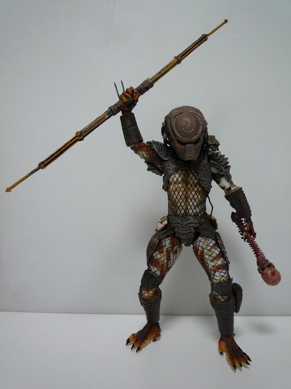 """NECA Predators serie 5: Análisis del """"Stalker Predator"""" por Miguel ..."""