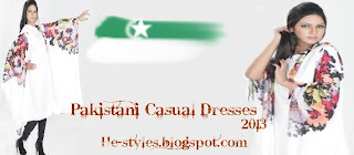 Casual Dresses From Pakistan