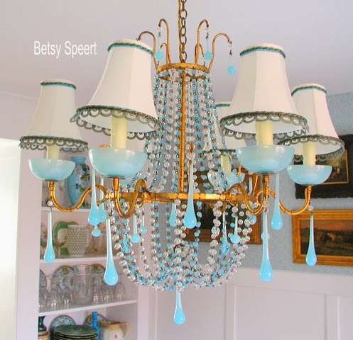 Betsy Speert S Blog All About Custom Lampshades