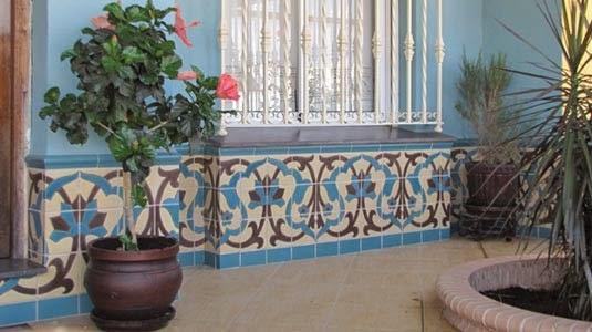 Azulejos artesanales una obra de arte nica azulejos for Azulejos artesanales