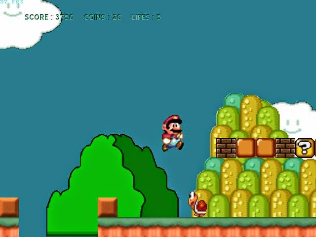 download Mega Mario