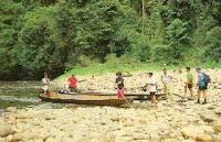 brunei Batang Duri River