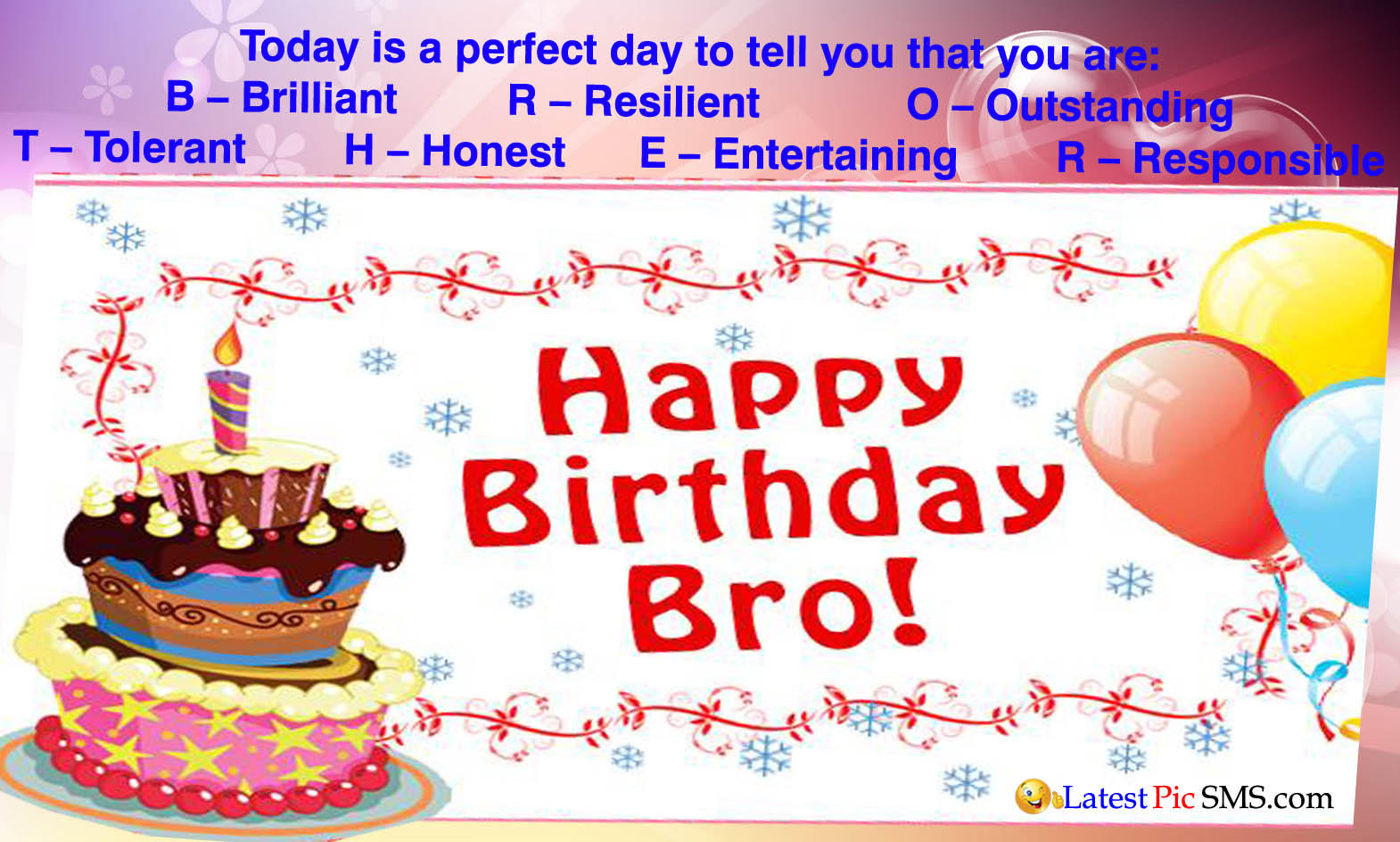 Best Birthday Wishes Quotes Latest Picture Sms