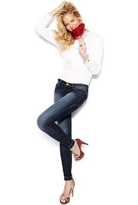 jeans skinny para mujer