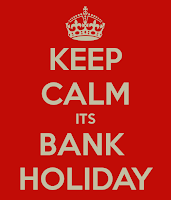 keep calm its bank holiday Surviving Bank Holiday Car Journeys