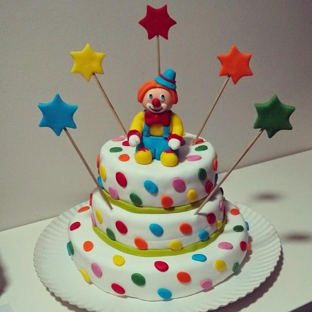 Bizcochos de cumpleanos infantiles pasteles para fiestas - Bizcochos cumpleanos infantiles ...